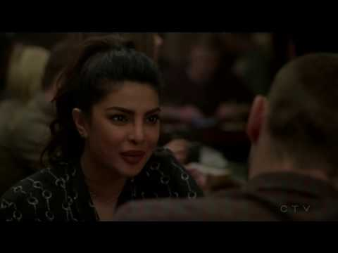 Jake McLaughlin (kiss scene #5) Priyanka Chopra/Alex Parrish  - Quantico (tv series) #26