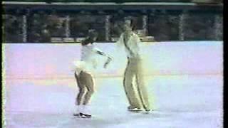 Romy Kermer & Rolf Österreich - 1976 Olympics - Short Program