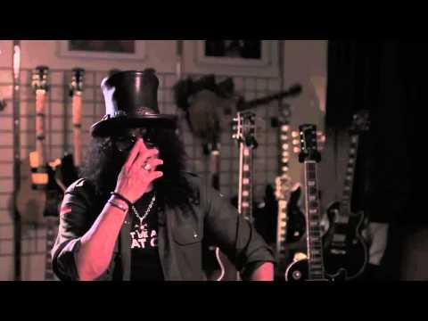 Slash – About The Hat