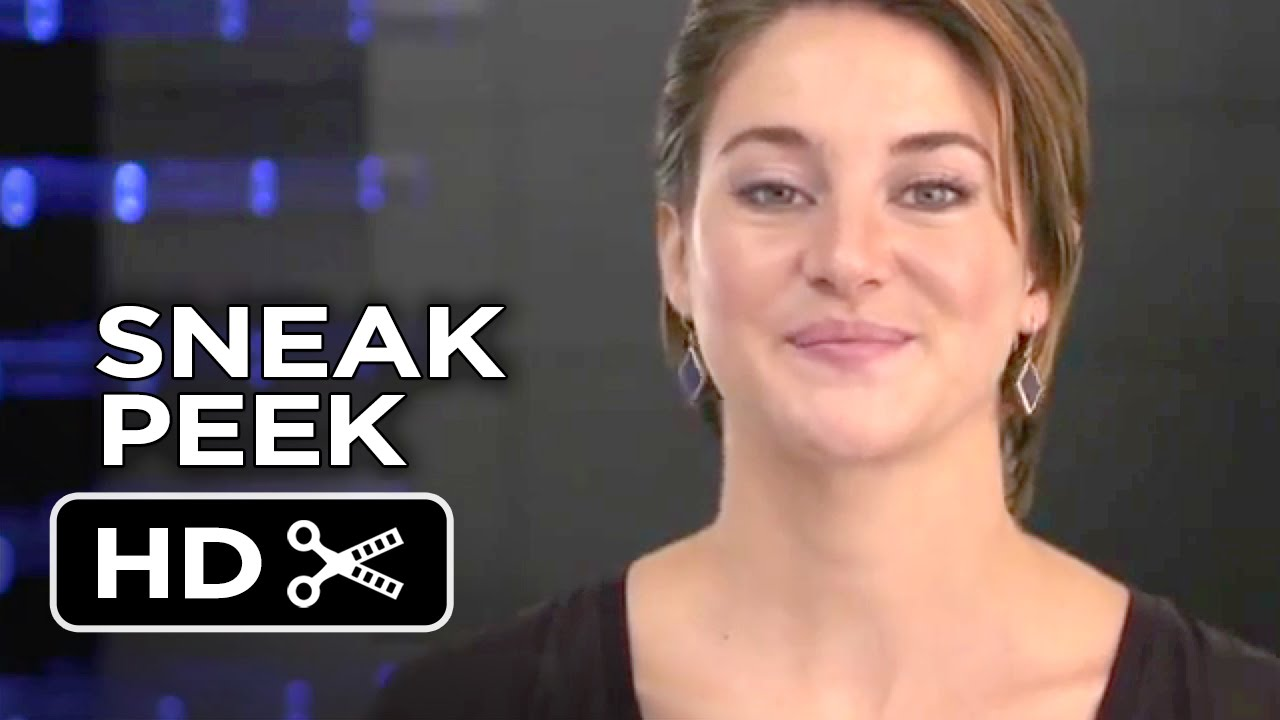 Insurgent SNEAK PEEK - New Trailer Sunday (2015 ...