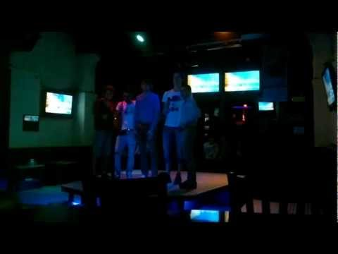 Light my fire @ Park Avenue Karaoke.mp4