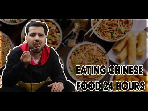 EATING CHINESE FOOD FOR 24 HOURS || EPISODE 19
