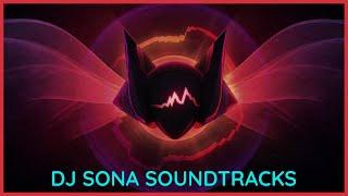 DJ Sona's Music - Concussive/Kinetic/Ethereal [Enhanced Quality]