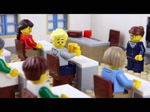 Lego School - The Ghost