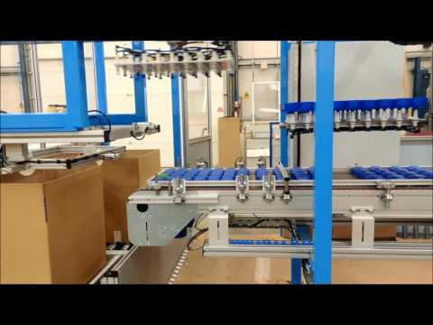 PCE High Quality Automation Equipment For The Plastics Industry.