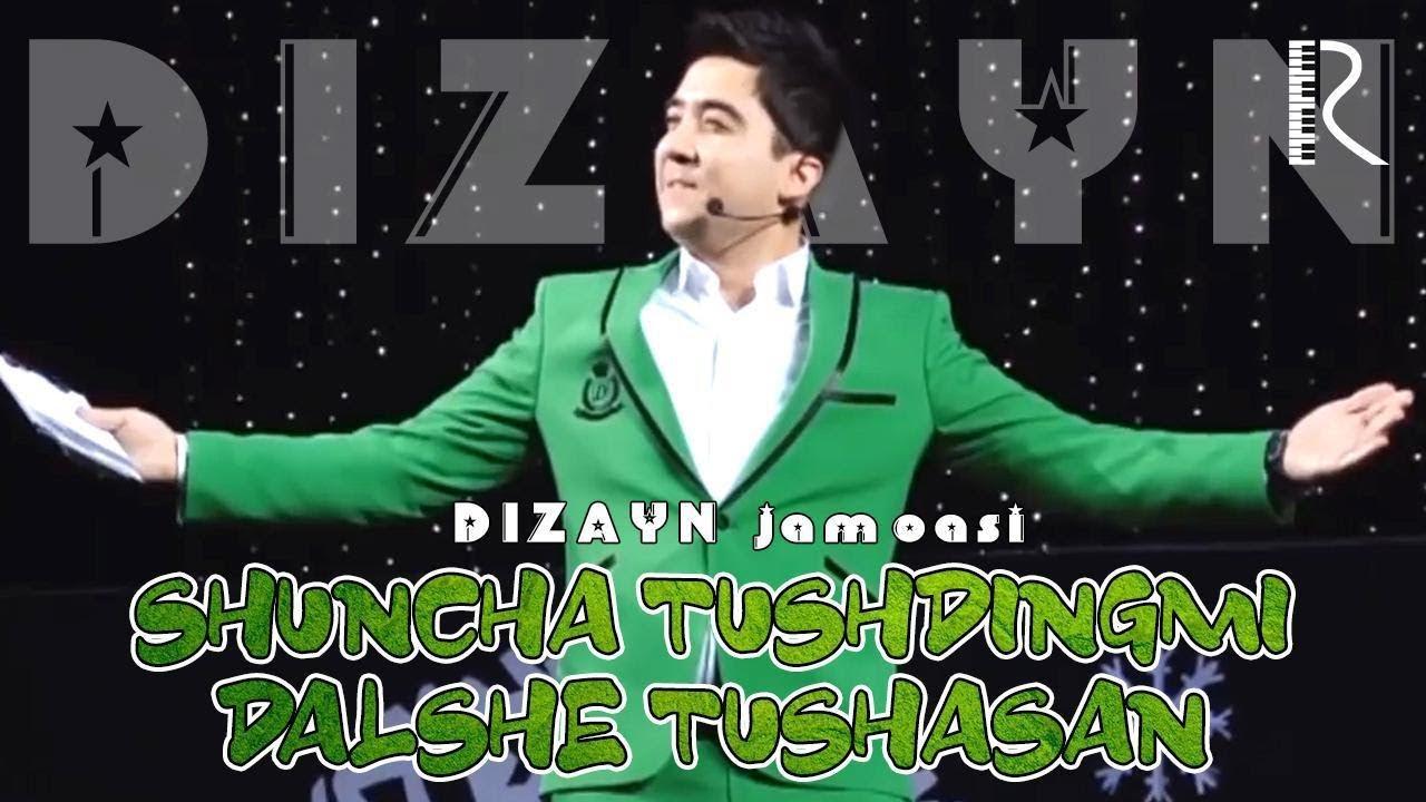 Dizayn jamoasi - Shuncha tushdingmi, dalshe tushasan