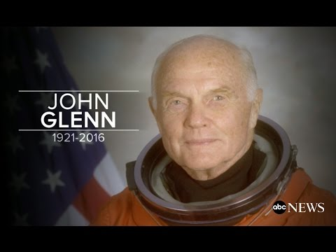 John Glenn Dead at 95  Remembering the First American To Orbit Earth