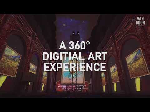 VAN GOGH - The Immersive Experience - Brussels