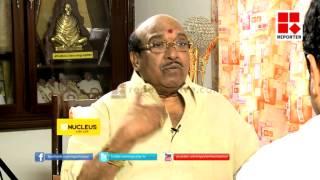 MV Nikesh Kumar interviews Vellappally Natesan-Close Encounter