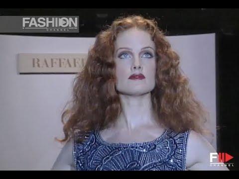 RAFFAELLA CURIEL Fall Winter 1997 1998 Haute Couture Rome - Fashion Channel