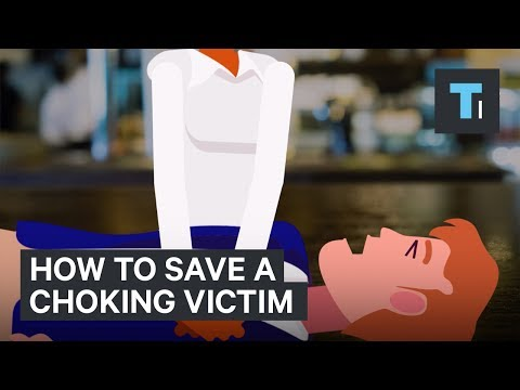 Thumbnail: The best way to save a choking victim is no longer 'the Heimlich'