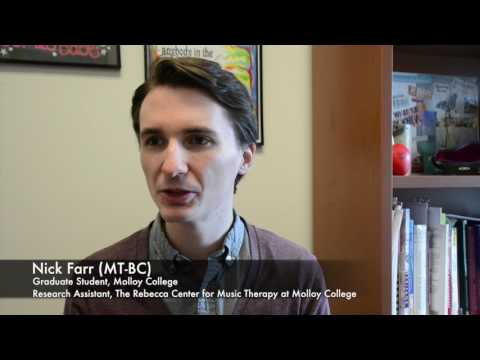 Music Therapy at Molloy College