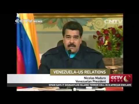 Venezuela's President Maduro lashes out against Washington