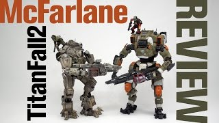 McFarlane Titanfall 2 BT & Jack Review and Comparison