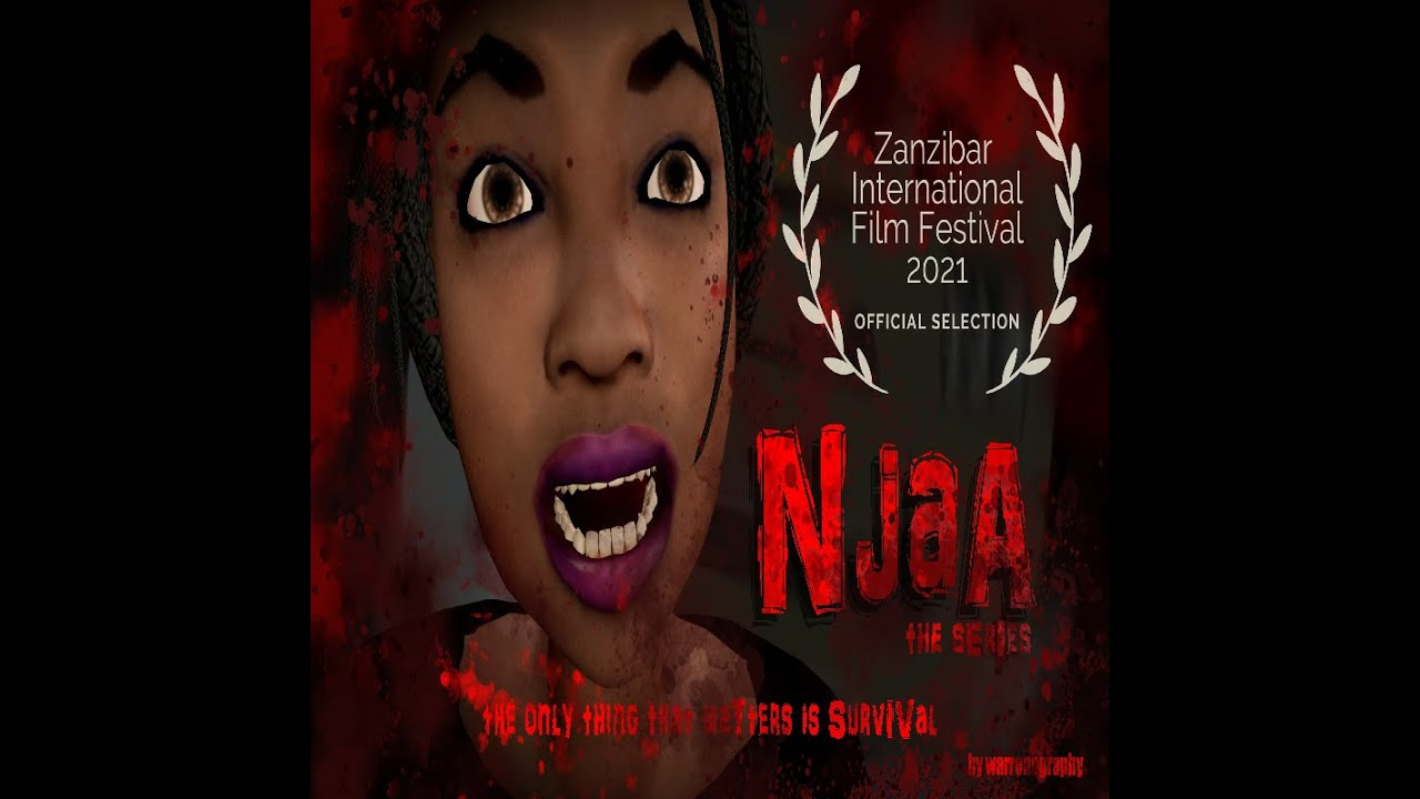 Download NJAA: the Blender animated East African zombie series. Episode 1: Wait No More