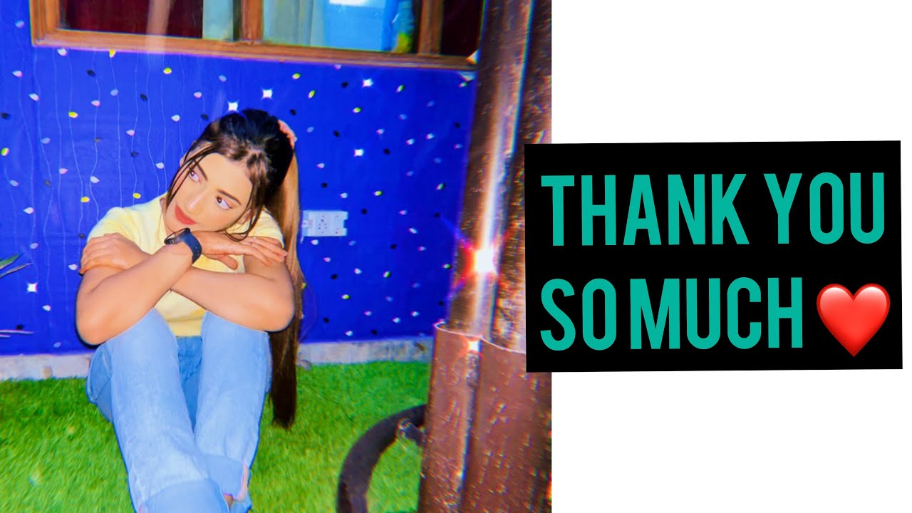 Thank you So Much   SAMREEN ALI