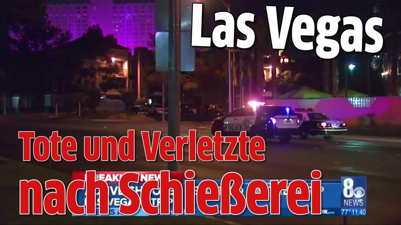 Schiesserei In Las Vegas