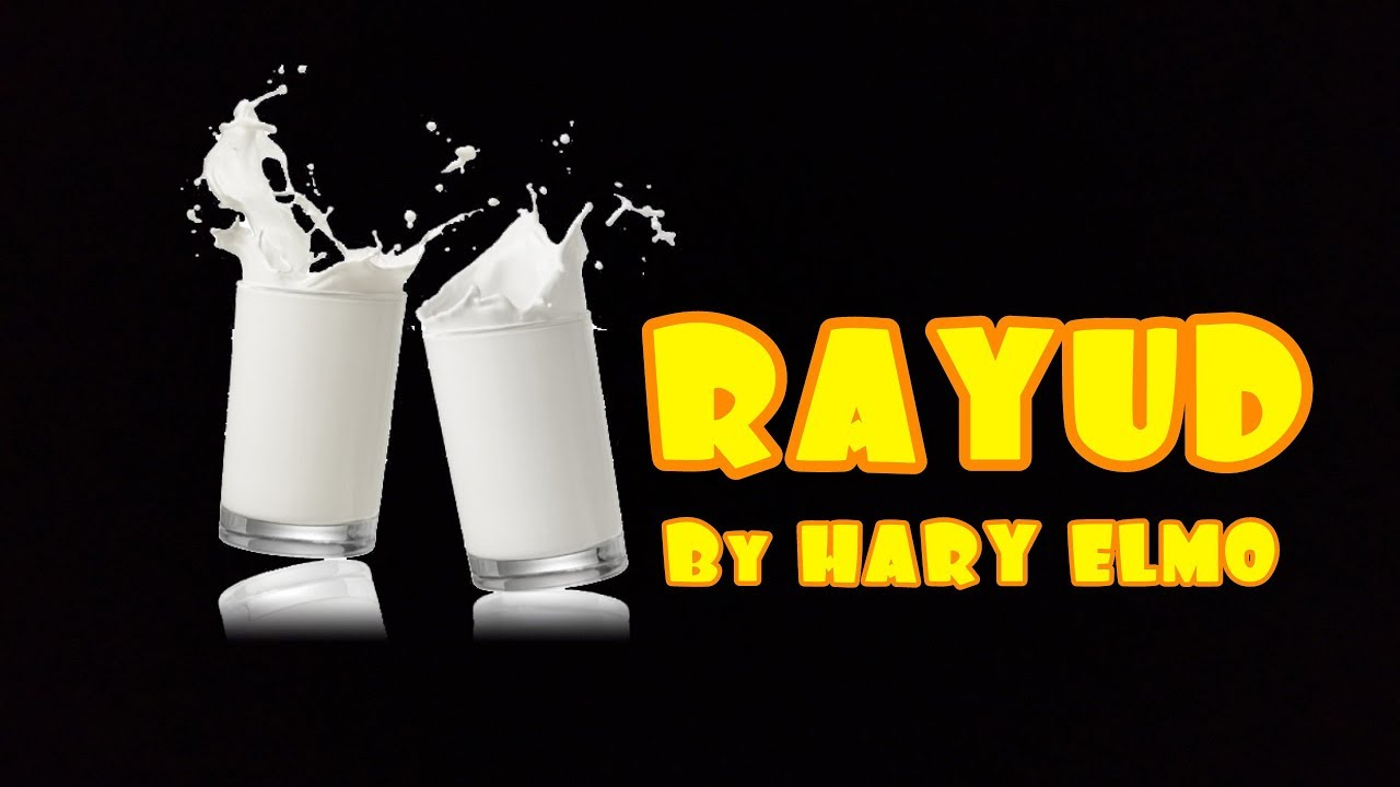 Susu Putih Parody Cover Versi Sunda Campuran (SUSU RAYUD) - Risma ...