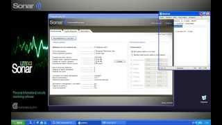 Программа акустического контроля Sonar Lite