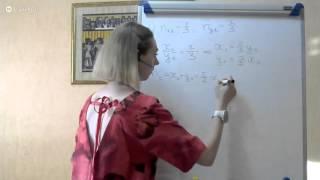 Текстовые задачи - Смеси и сплавы - часть 2