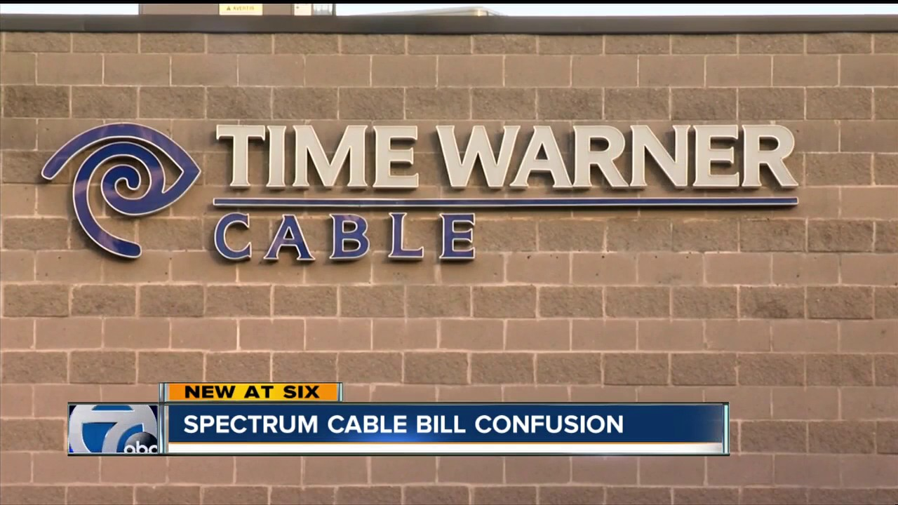Spectrum Cable Bill Confusion Youtube