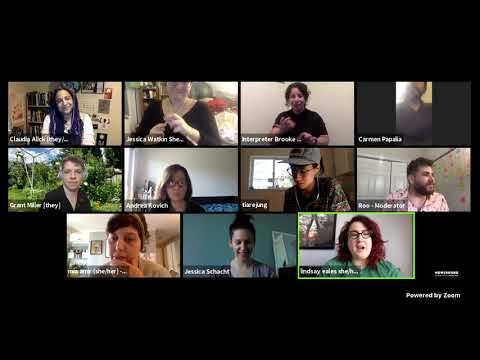 Cripping Practice: Praxis Sessions for Virtual Collaboration on Friday 10 April 2020