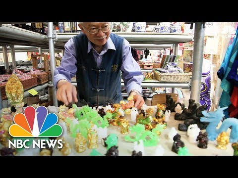 Historic Pearl River Mart Reopens To Bring 'Cross-Cultural Joy' To NYC | NBC News