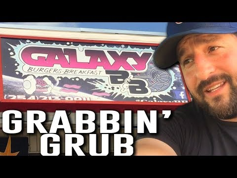 Grabbin' Grub - Galaxy B&B (Harker Heights, TX)