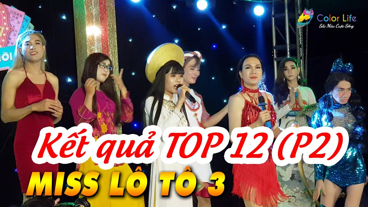 Miss Lô Tô 2020: Chúc mừng TOP 12 thí sinh (p2) và màn kêu lô tô đặc biệt | Lô tô Sài Gòn Tân Thời