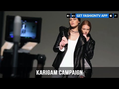 Karigam - Fall/Winter Backstage Campaign   FashionTV