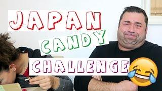 JAPAN CANDY CHALLENGE | ASIA CHALLENGE | MIT SERKI | Filiz