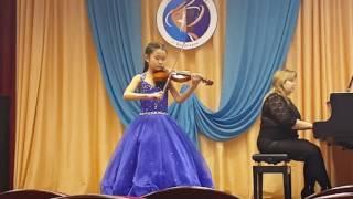 Koncert G- dur  op.7 nr2, cz.l- A. Vivaldi