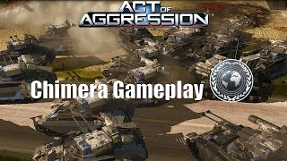 Act Of Aggression Beta - Chimera Gameplay