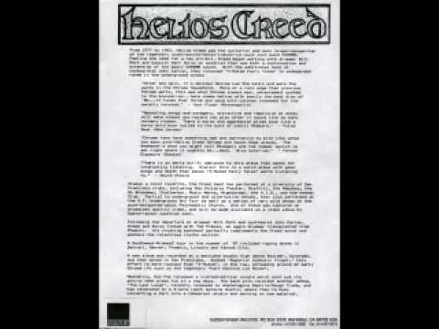 Helios Creed - Superior Catholic Finger