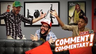 Is That a Dick? Or a Pencil? An Arm... Oh, It's COMMENT COMMENTARY #124