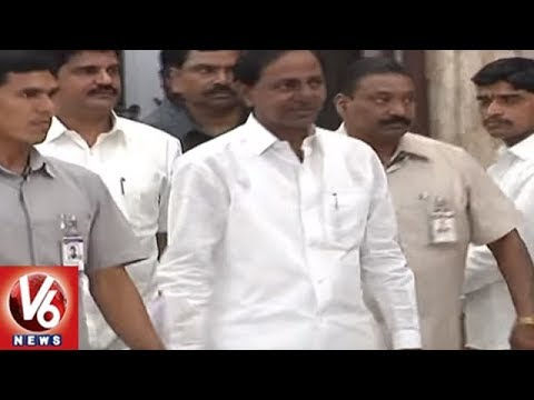 CM KCR Plans To Start His Election Campaign After November 8th | V6 News