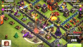Clash of Clans Attack Strategy at 3000 Trophies