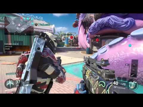 "BO3 Online: ""MAD"", BLOCK WEAPON DLC!, Fert"