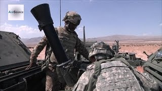 US Military 307th Engineer Company supports 1/1 Armored Division