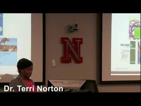 2017 MATC Scholars Program: Dr. Terri Norton