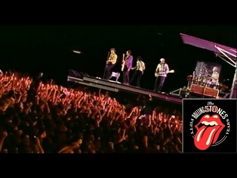 The Rolling Stones - Miss You & Ronnie with the Audience - Live OFFICIAL (Chapter 3/5)