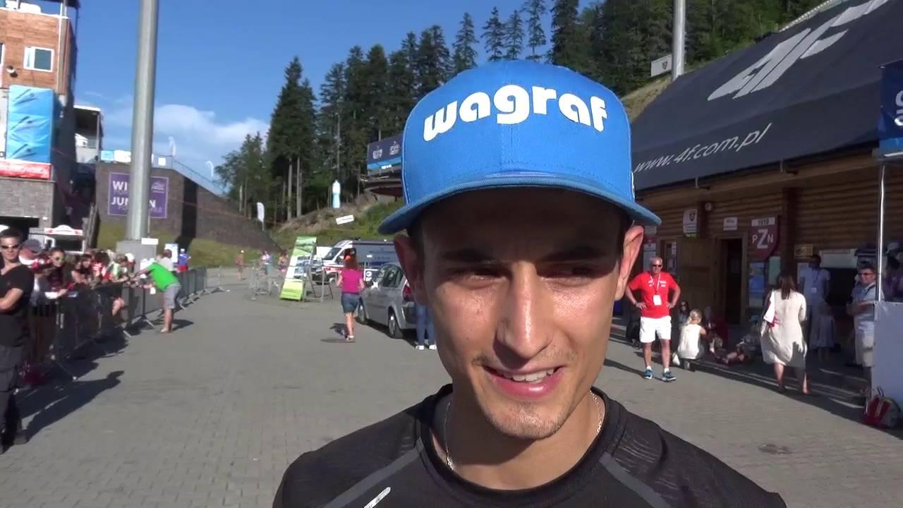 Maciej kot, wisla fis grand 2016 wimmer