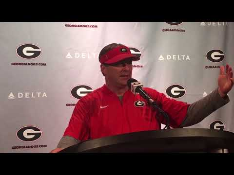 9/19:  KIRBY SMART Post Practice Mississippi State week Part 2