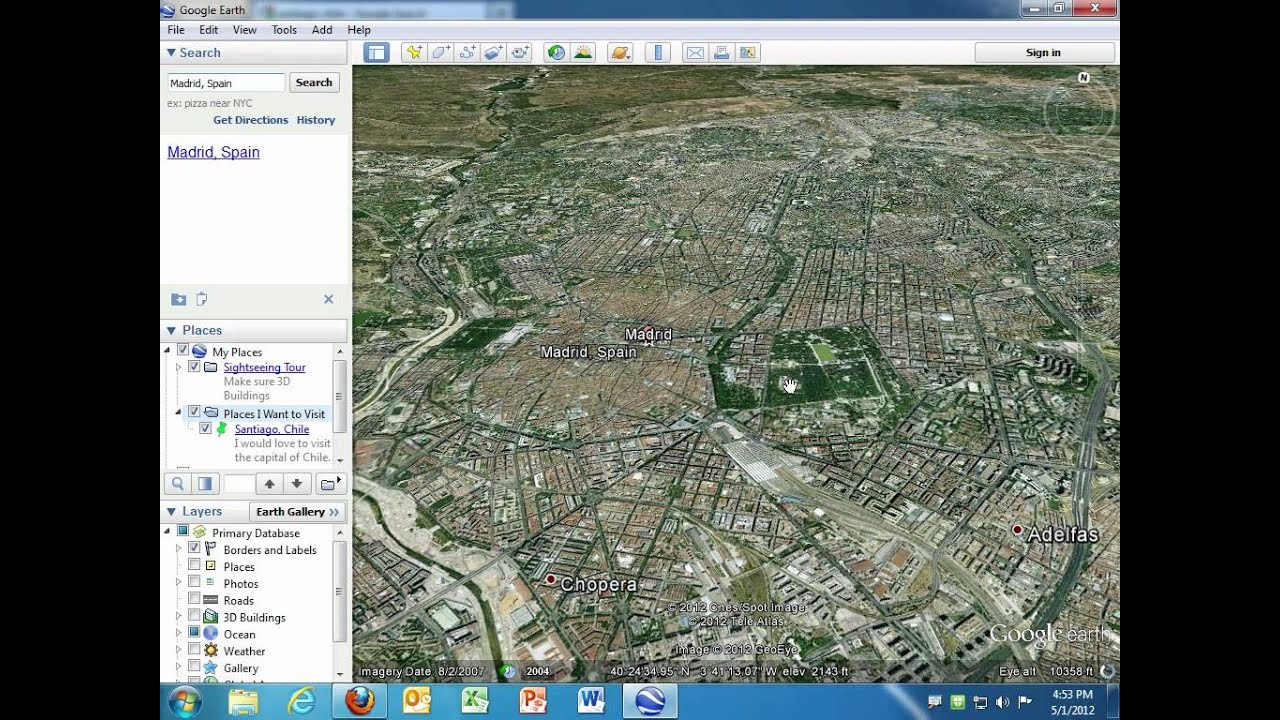 Creating virtual tours in google earth youtube gumiabroncs Gallery