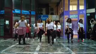 Baile TWERK Escuela de baile Be A Rainbow