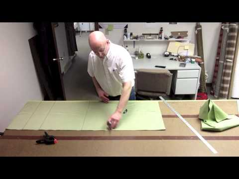 How To Make A Tailored Valance Part Two