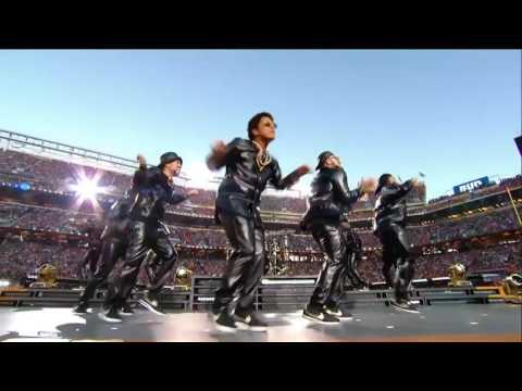 Beyoncé & Bruno Mars Crash the Pepsi Super Bowl...