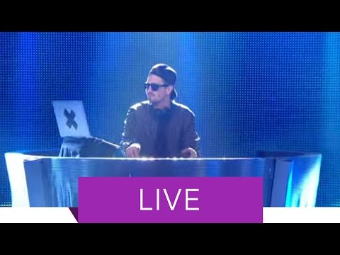 Robin Schulz live @ Echo Awards 2015 (Hit-Medley)