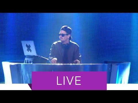 Robin Schulz live @ Echo Awards 2015 (Hit-Medley)