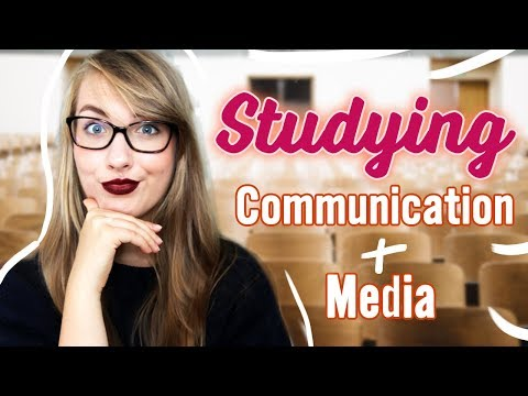 What To Expect When Studying Communication And Media